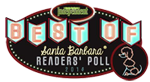 Best of Santa Barbara Finalist