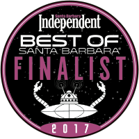 Best of Santa Barbara - Finalist - Santa Barbara Independent