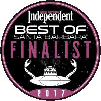 Best of Santa Barbara - Finalist - Santa Barbara Independent