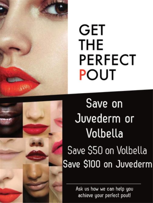 Save money on lip fillers for the perfect pout